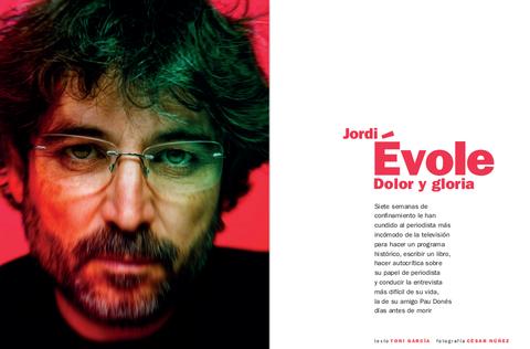 protagonista del número de septiembre de 2020 de la revista esquire