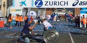 Jordi Madera, maraton barcelona