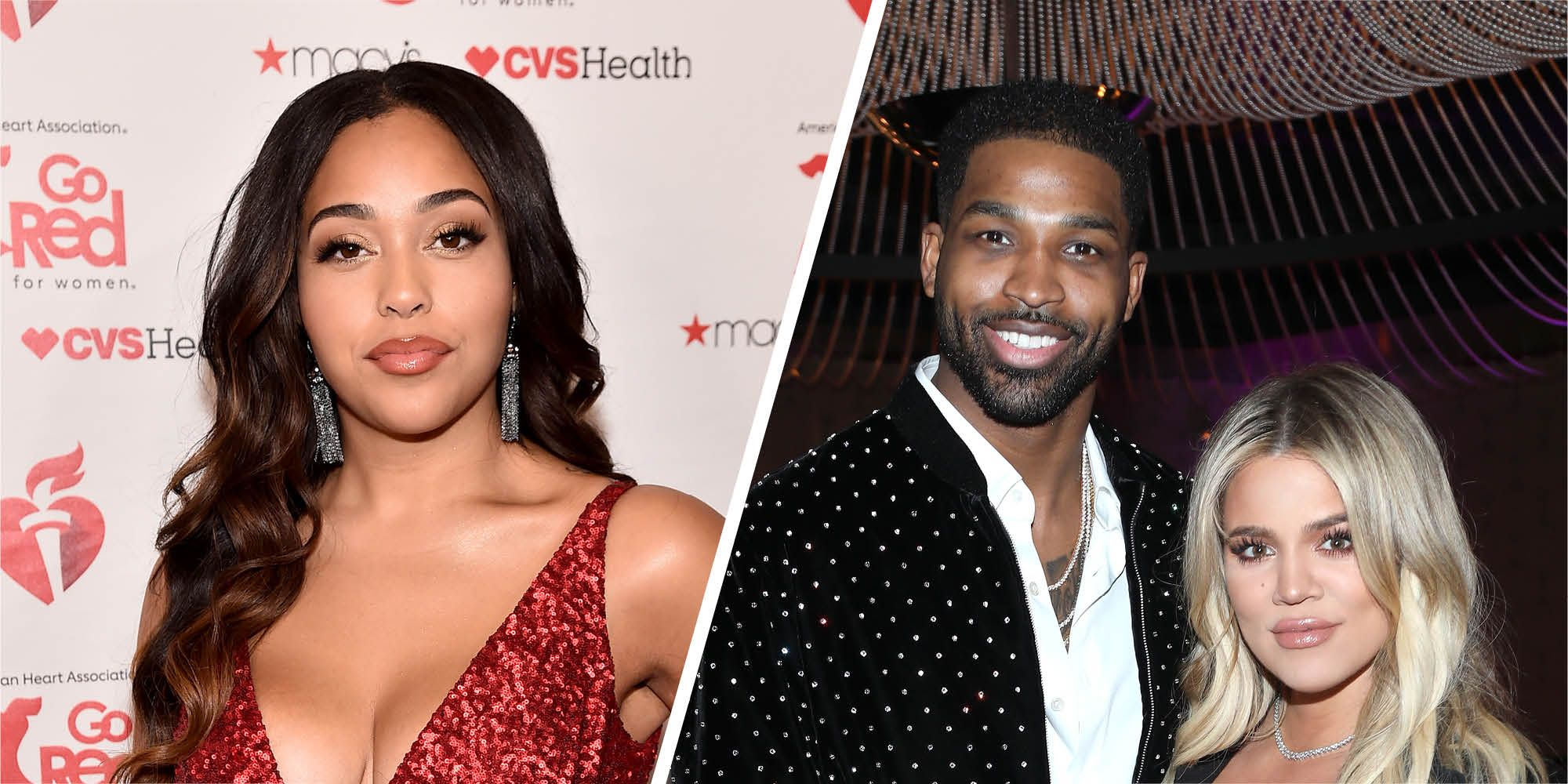 Khloe Kardashian and Tristan Thompson have reportedly broken up because he cheated with Jordyn Woods
