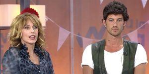 Jorge Brazalez se cabrea con Emma García cuando la presentadora le pregunta por su boda con Miri.