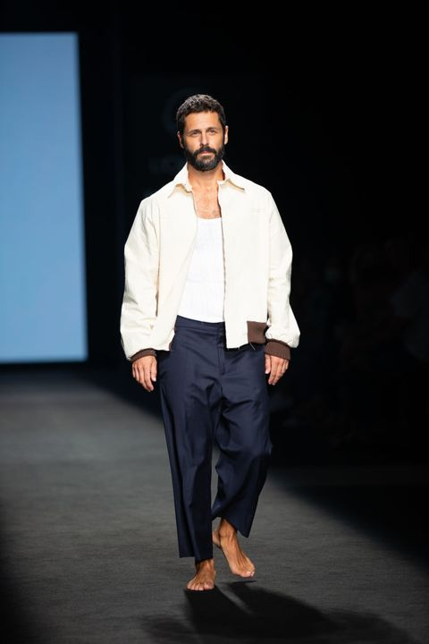 otrura  catwalk  mercedes benz fashion week madrid  september 2021