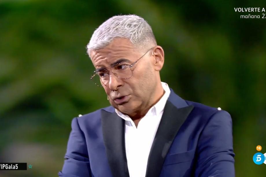 Jorge Javier Vázquez opina sobre el concurso de Alba