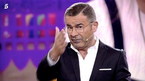Jorge Javier Vázquez, enfadado en GH VIP 6, da un discurso contra concursantes y audiencia