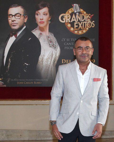 Jorge Javier Vázquez estrena Grandes Éxitos