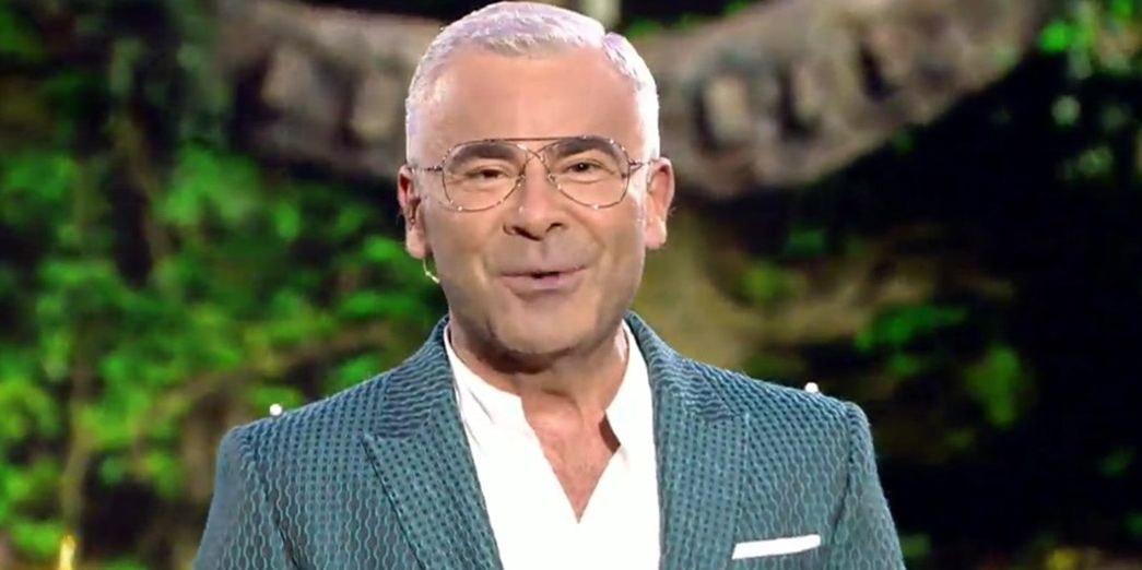 Jorge Javier aprovecha su vuelta a la televisión para agradecer el cariño recibido