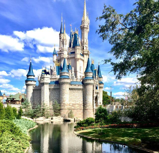 cinderella castle vibes