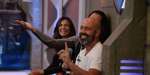 Jorge Ventosa es director de producción de 'El hormiguero'