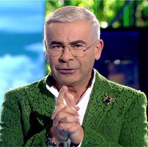 Jorge Javier Vázquez se emociona con la visita de Belén Rueda en 'Supervivientes'
