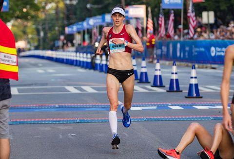 gwen jorgensen joins 2018 chicago marathon