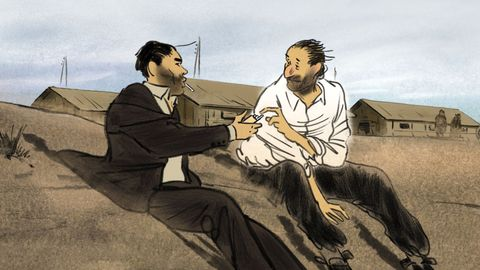 Josep', de Aurel, la obra maestra de animación de 2020