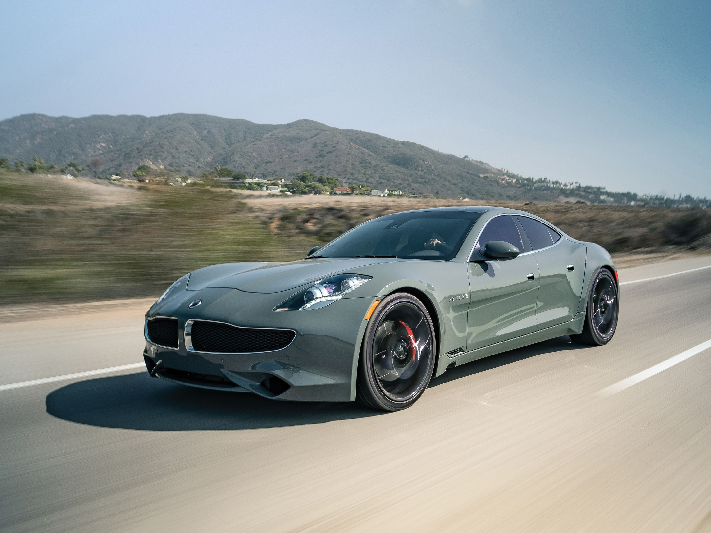 The Karma Revero Will Get the Three-Cylinder From the BMW i8