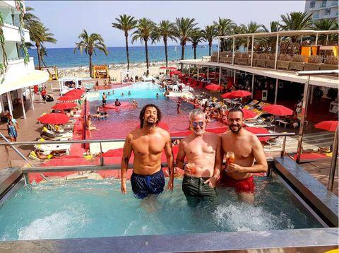 Swimming pool, Leisure, Vacation, Spring break, Fun, Resort, Tourism, Summer, Recreation, Leisure centre,