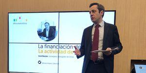 José Bayón, consejero delegado de ENISA