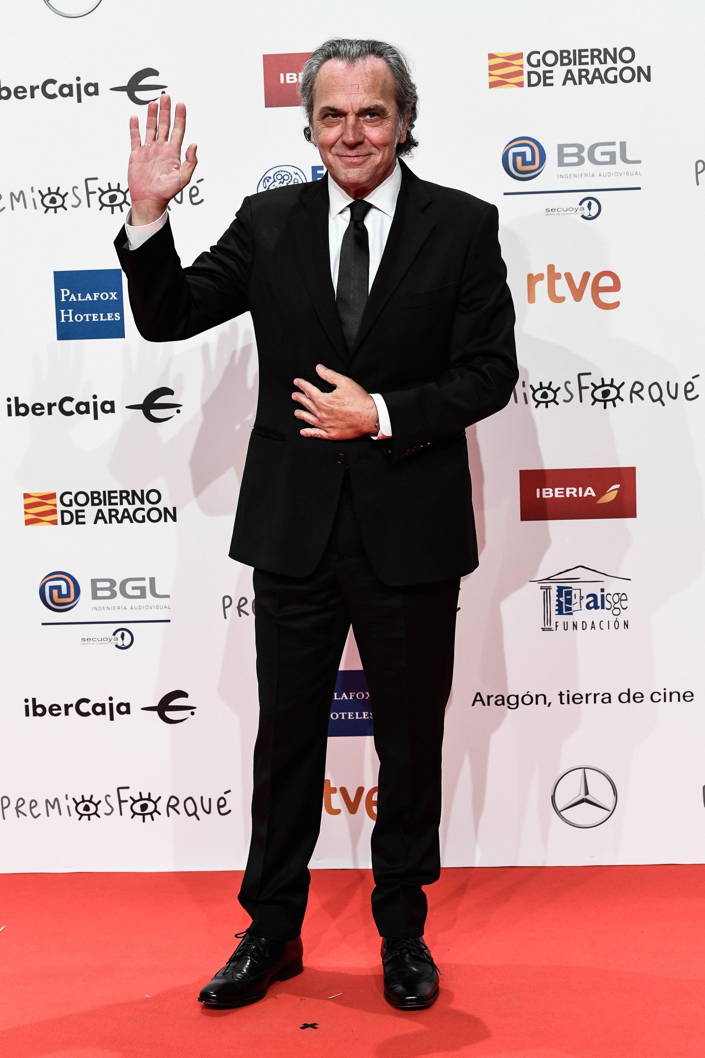 Red Carpet - Forque Awards 2019