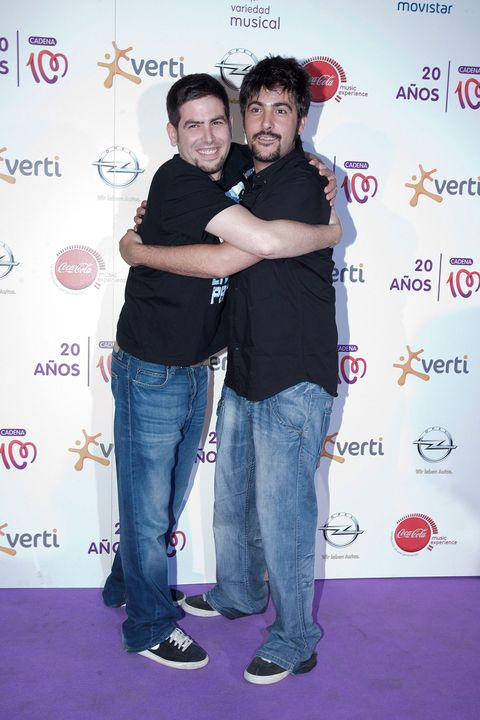 Jose y David Muñoz