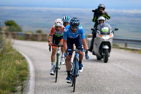 Rojas is King of te Mountain van etappe 6