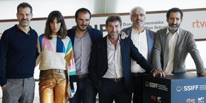 'La Trinchera Infinita (The Endless Trench)' Photocall - 67th San Sebastian Film Festival