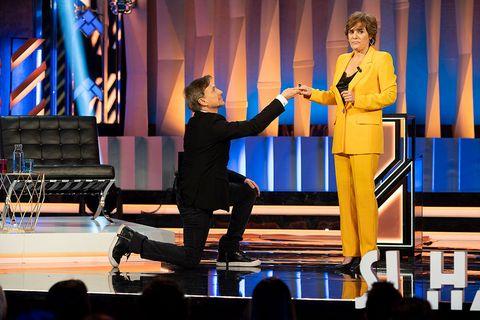 José Mota y Anabel Alonso en Roast de Comedy Central