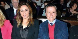 José Ortega Cano y su mujer Ana María Aldón