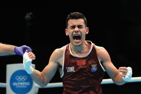 Gabriel Escobar José Quiles Boxeo Tokio 2020