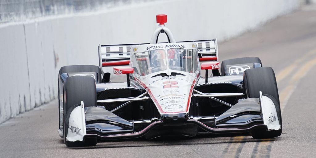 Josef Newgarden Says Helio Castroneves Is IndyCar's Secret Silver Fox