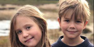 Josefina y Vicente de Dinamarca cumplen 8 años