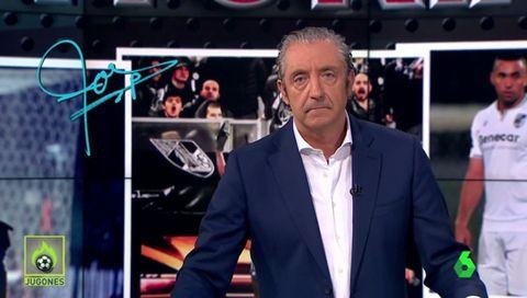 Josep Pedrerol no presenta 'El Chiringuito'