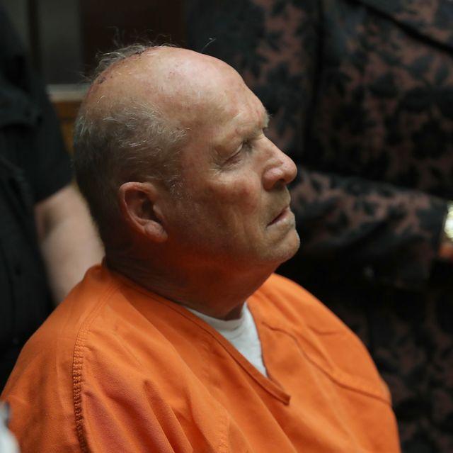"""arraignment held for alleged """"golden state killer"""" joseph deangelo jr"""