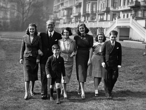 kennedys in london