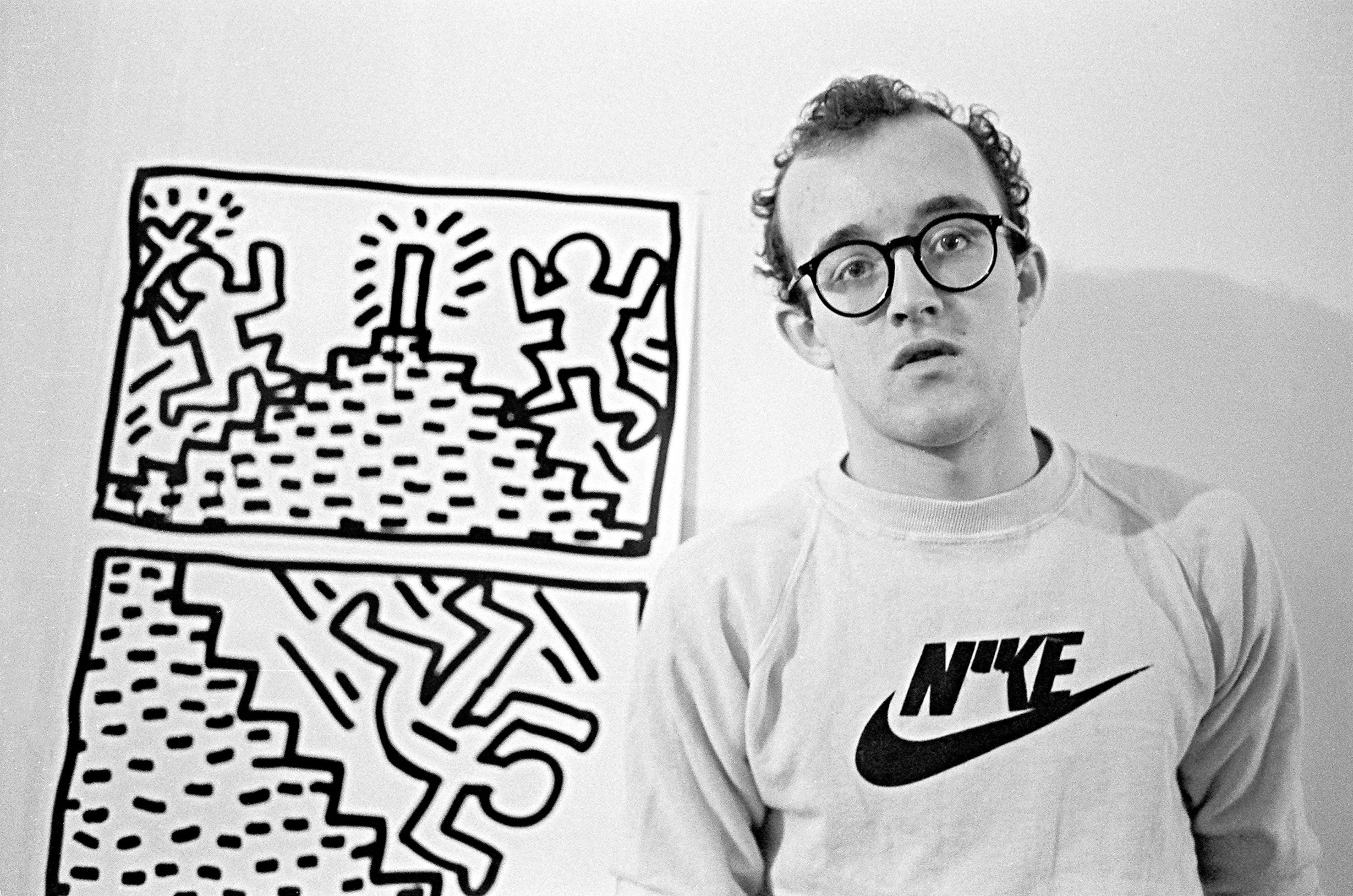 Why Keith Haring Was An Artist For Our Times