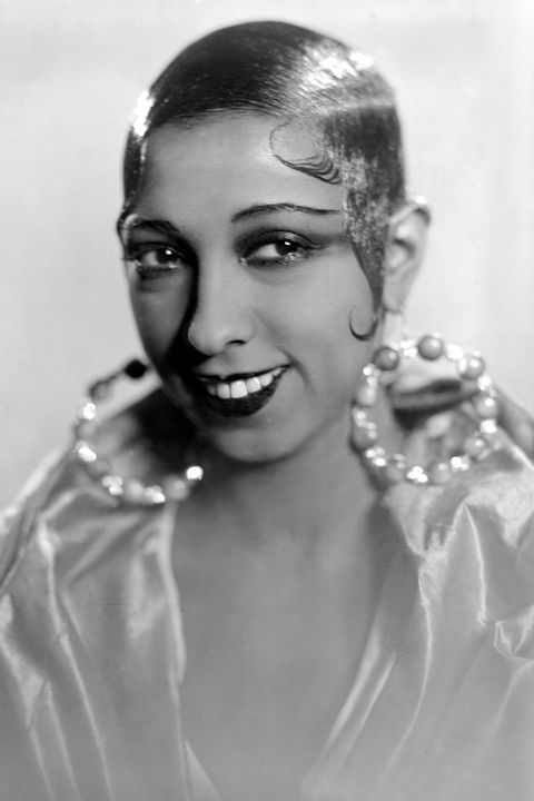 Josephine Baker hair inspiration
