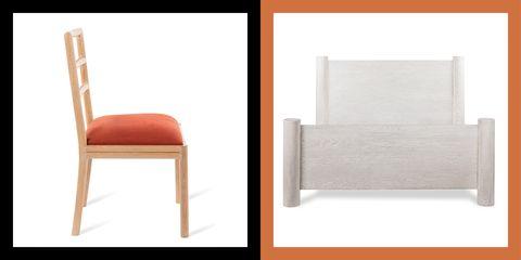 josh greene dowel furniture chair and bed