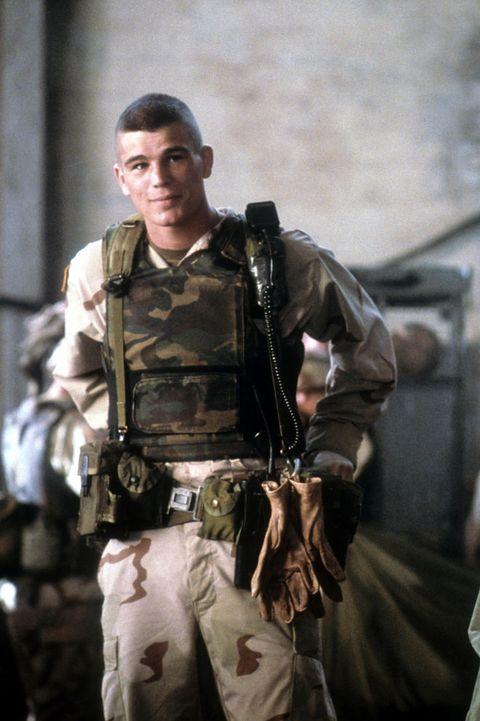 Josh Hartnett In 'Black Hawk Down'