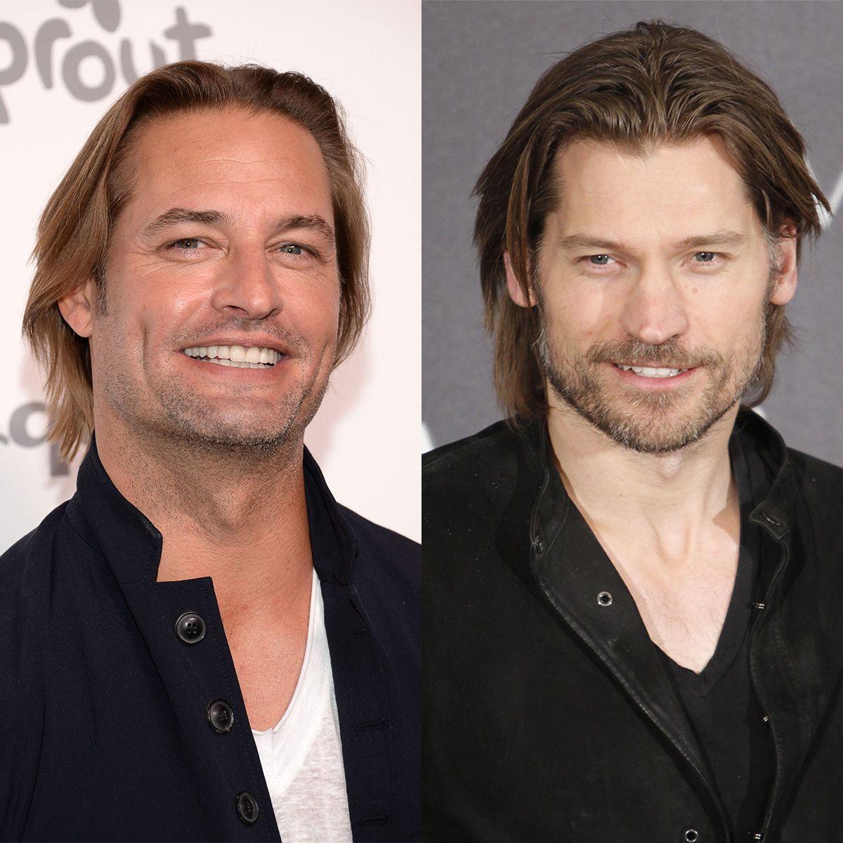 Nikolaj Coster-Waldau, de Juego de Tronos, y Josh Holloway