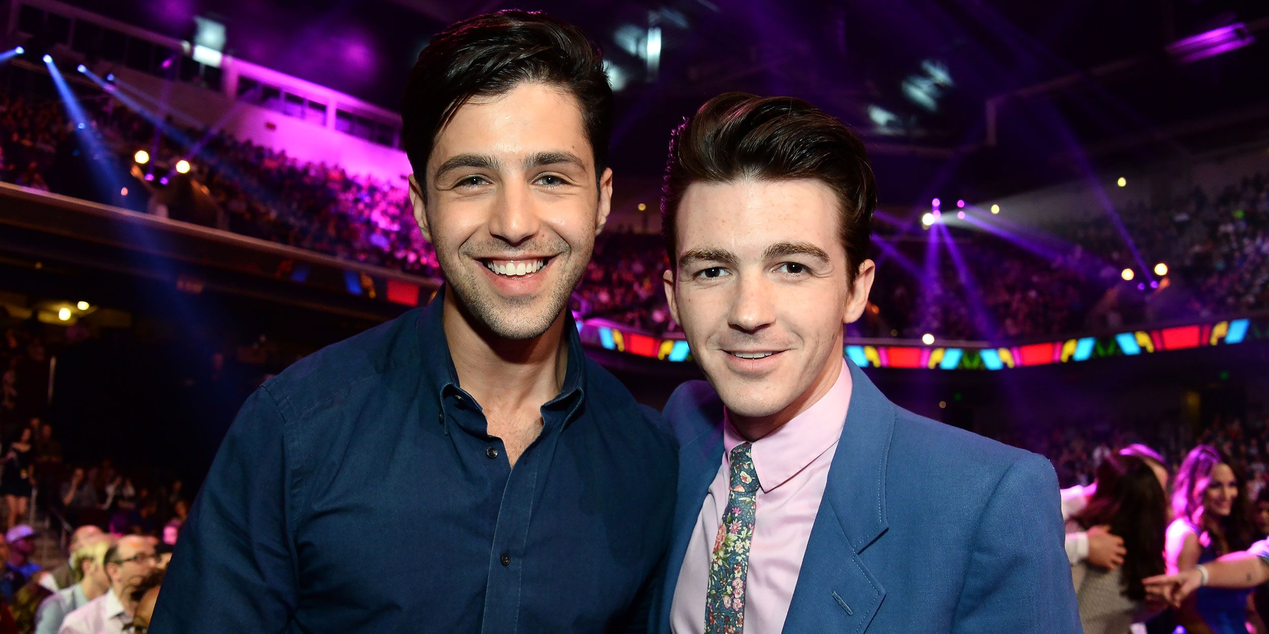 having siblings as told by drake and josh. Black Bedroom Furniture Sets. Home Design Ideas