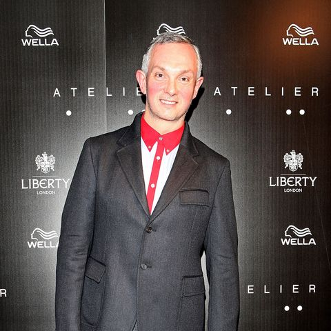 liberty and josh wood 'atelier liberty' launch party in association with wella professionals