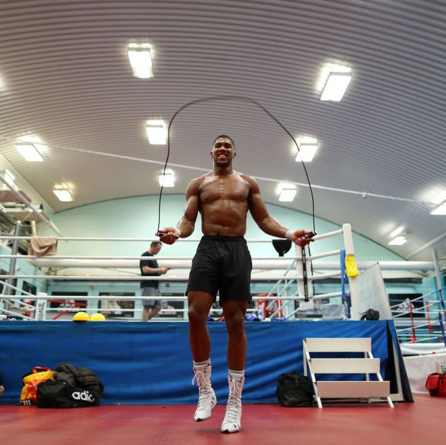 967822d5b10 Anthony Joshua s Strength Coach Workout