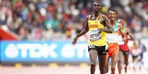Cheptegei, Doha 2019, Mundial de atletismo, Uganda,