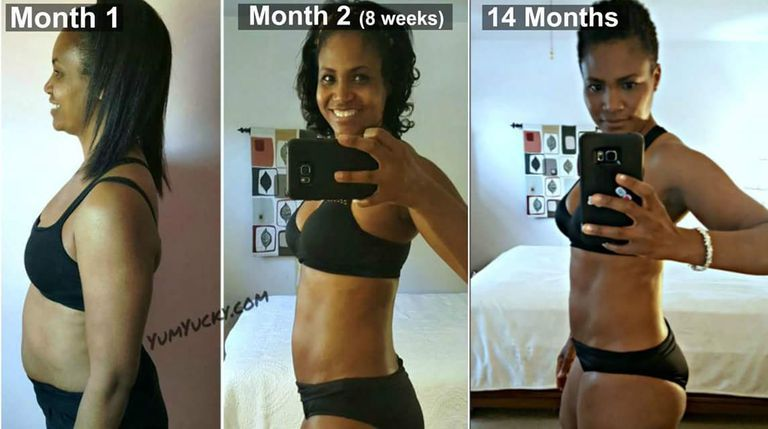 Reduce body weight in one month