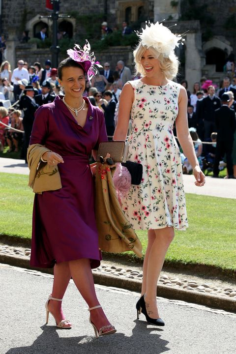 Joss Stone at the royal wedding