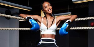 Jourdan dunn beauty edit