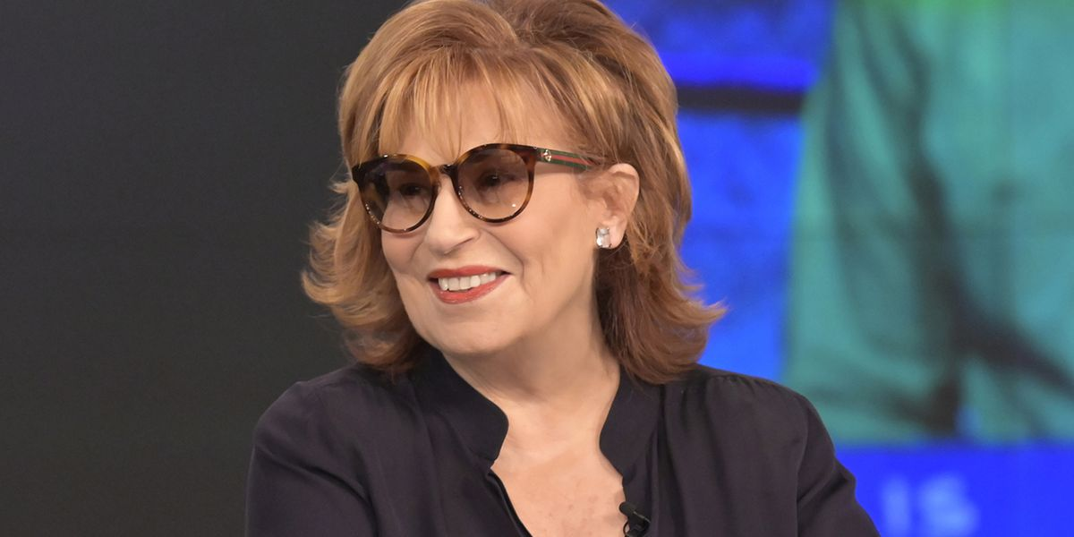 f153a912028b Why Is 'The View' Co-Host Joy Behar Wearing Sunglasses? - Behind Joy's  Cataract Surgery