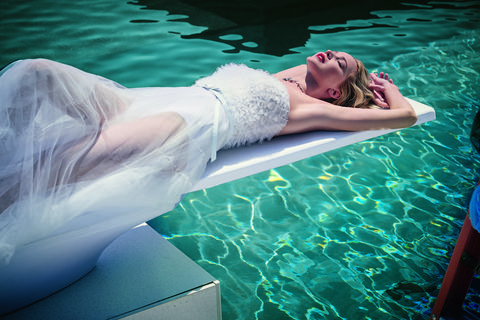 Water, Blue, Beauty, Leisure, Photography, Swimming pool, Recreation, Vacation, Photo shoot, Fictional character,