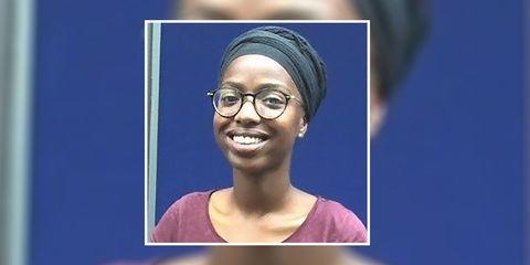 Joy Morgan, body found, missing student midwife