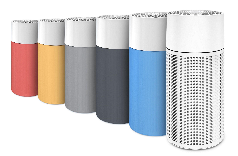 空污,空氣污染,過敏,瑞典,Blueair,空氣清淨機,JOY S,推薦