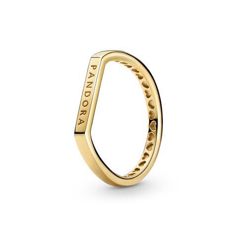 joyas sencillas anillo de pandora