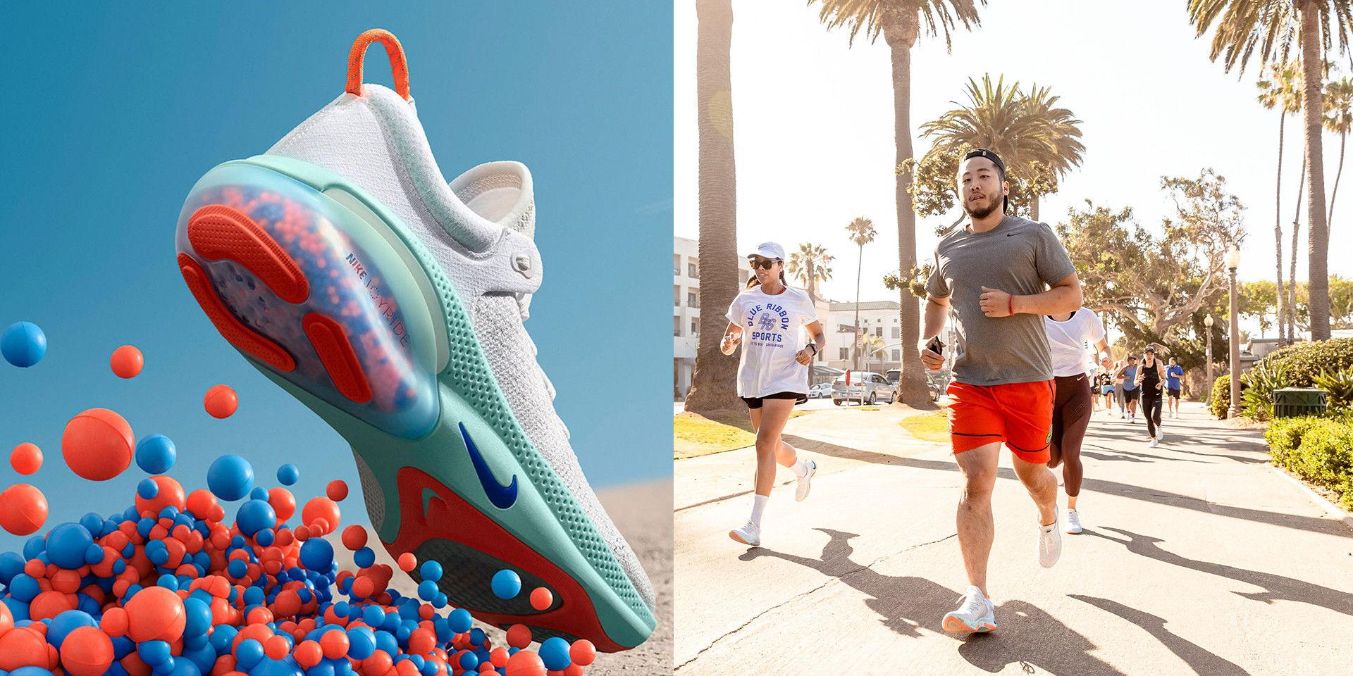 Nike's New Joyride Sneakers Made Me Actually Like Running