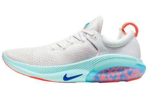 Footwear, Outdoor shoe, White, Shoe, Aqua, Turquoise, Blue, Product, Orange, Walking shoe,