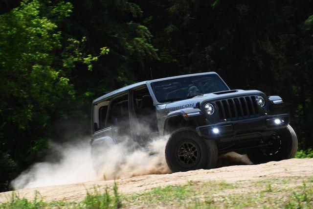 jeep wrangler detroit, june, 2021
