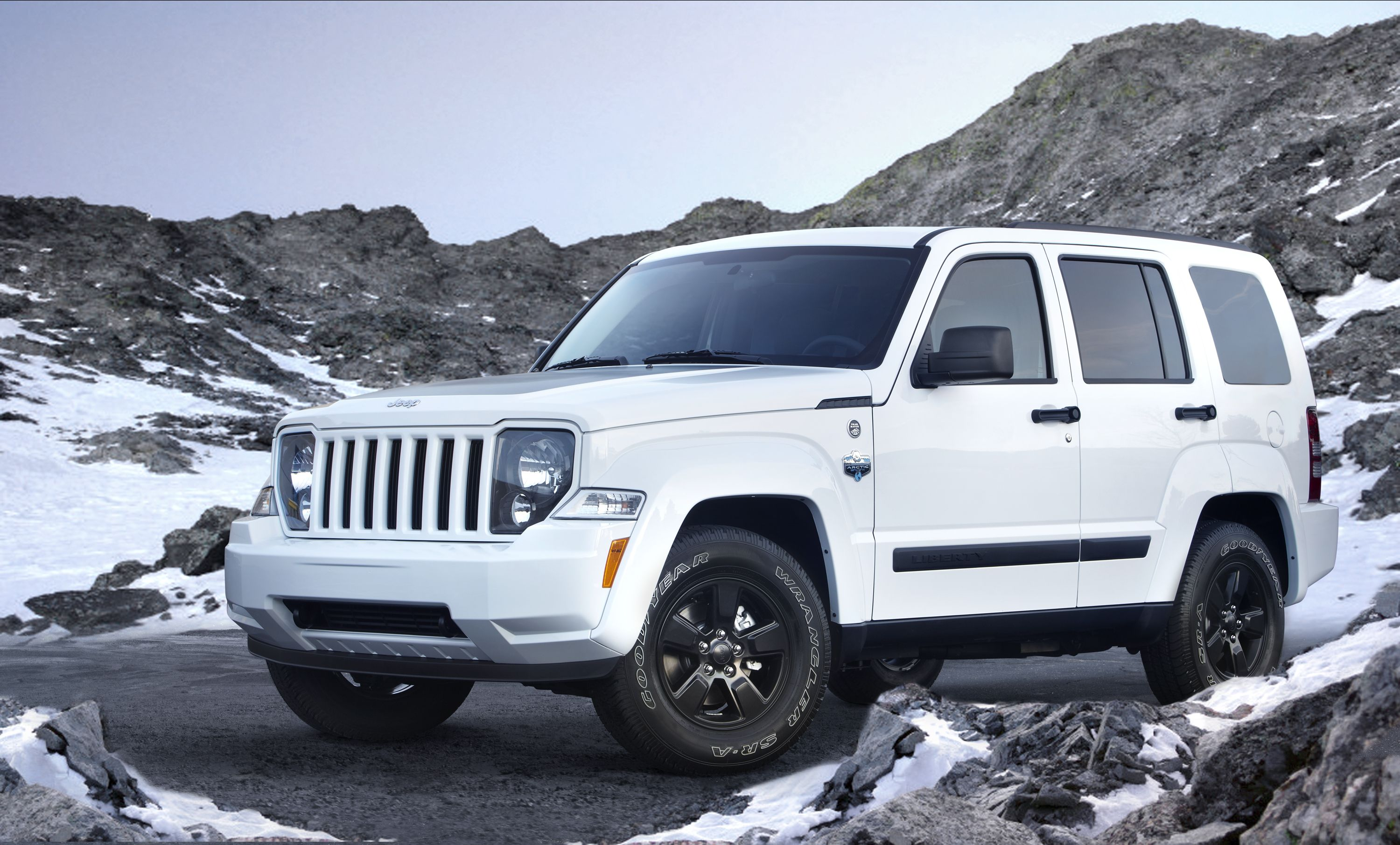 2020 Jeep Liberty New Model and Performance